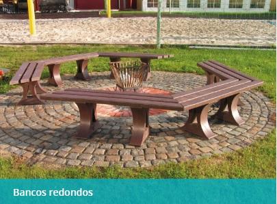 BANCOS REDONDOS