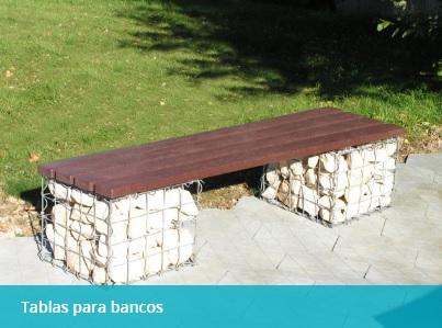 TABLAS PARA BANCOS