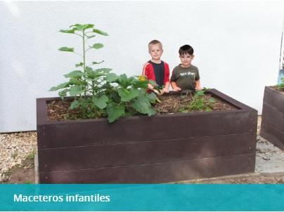 MACETEROS INFANTILES