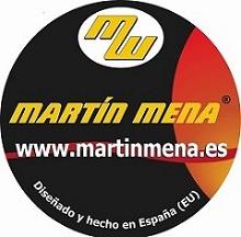 Logo Martín Mena
