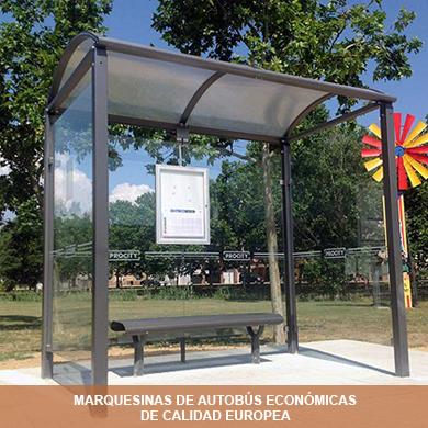 marquesinas económicas europeas