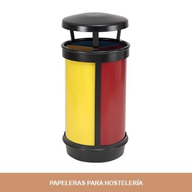PAPELERAS PARA HOSTELERÍA