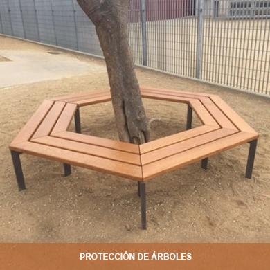PROTECCIÓN DE ÁRBOLES