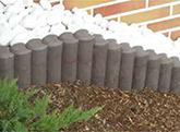 Productos reciclados para jardines