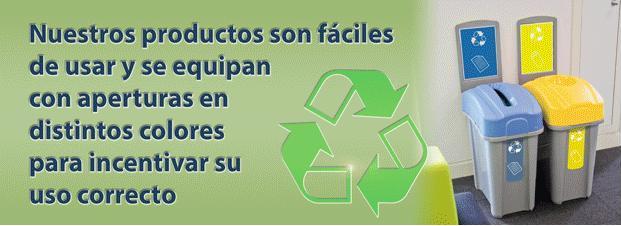 Reciclado selectivo