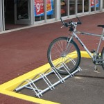 Bicycle stands for quality, low prices and economic