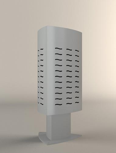CIRCE gris metalizado