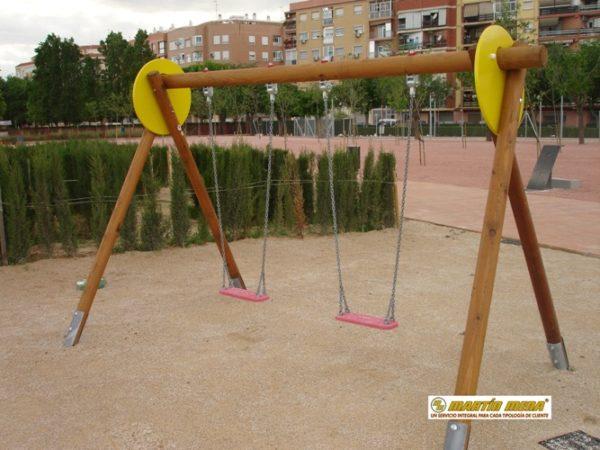 Columpio doble S161.Alaquas-Valencia