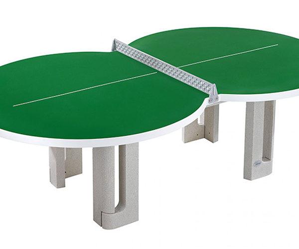 Mesa de Ping-Pong Octo verde
