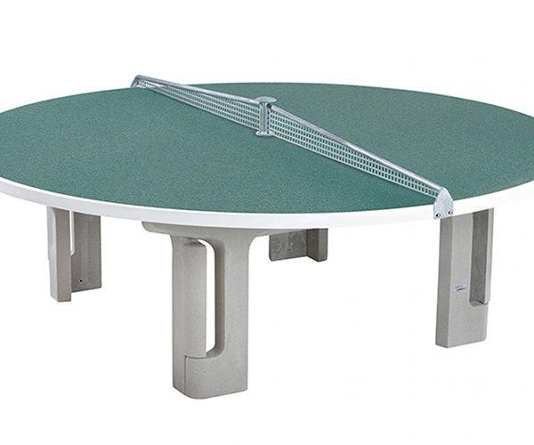 Mesa de ping-pong Rondo verde