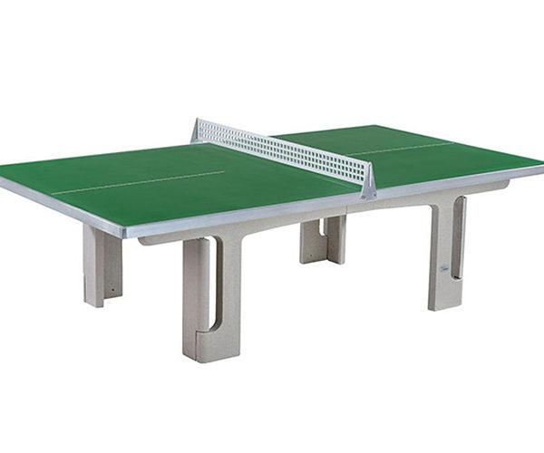 Mesa de Ping-Pong Sólido A45-S verde