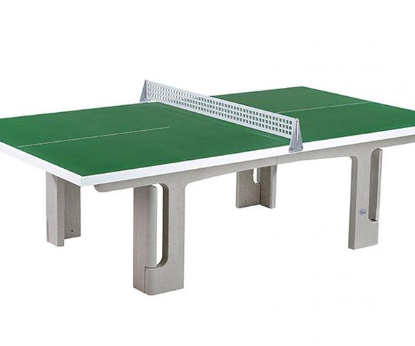 Mesa de Ping-Pong Sólido P30-S verde