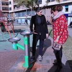 La ciudad de Castellón ya cuenta con 21 fuentes urbanas modelo FHU-03