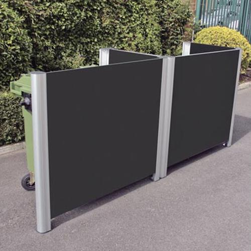Cubre-contenedor residuos Visage™ 1280 es modular