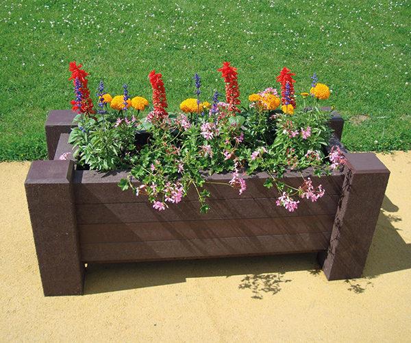 Jardinera Muscari embellece cada entorno