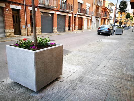 Jardinera Nazaret para entornos urbanos