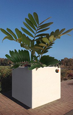 Jardinera Nazaret de 90 x 90 x 80 cm