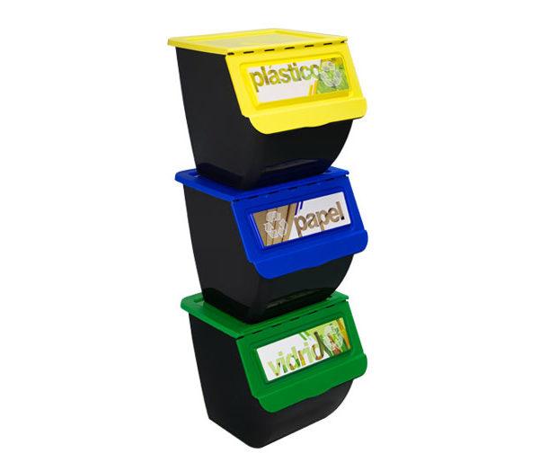 CONTENEDOR  Mod. NEW ECO-BOX - Torre contenedores