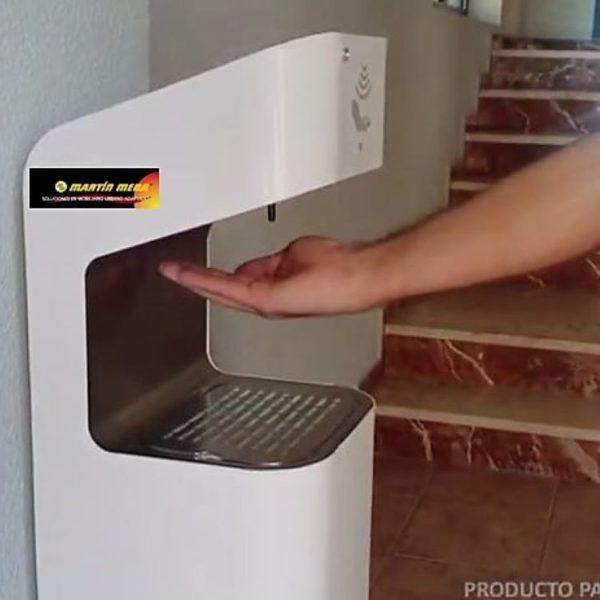 Dispensador automático de hidrogel 5L+5L