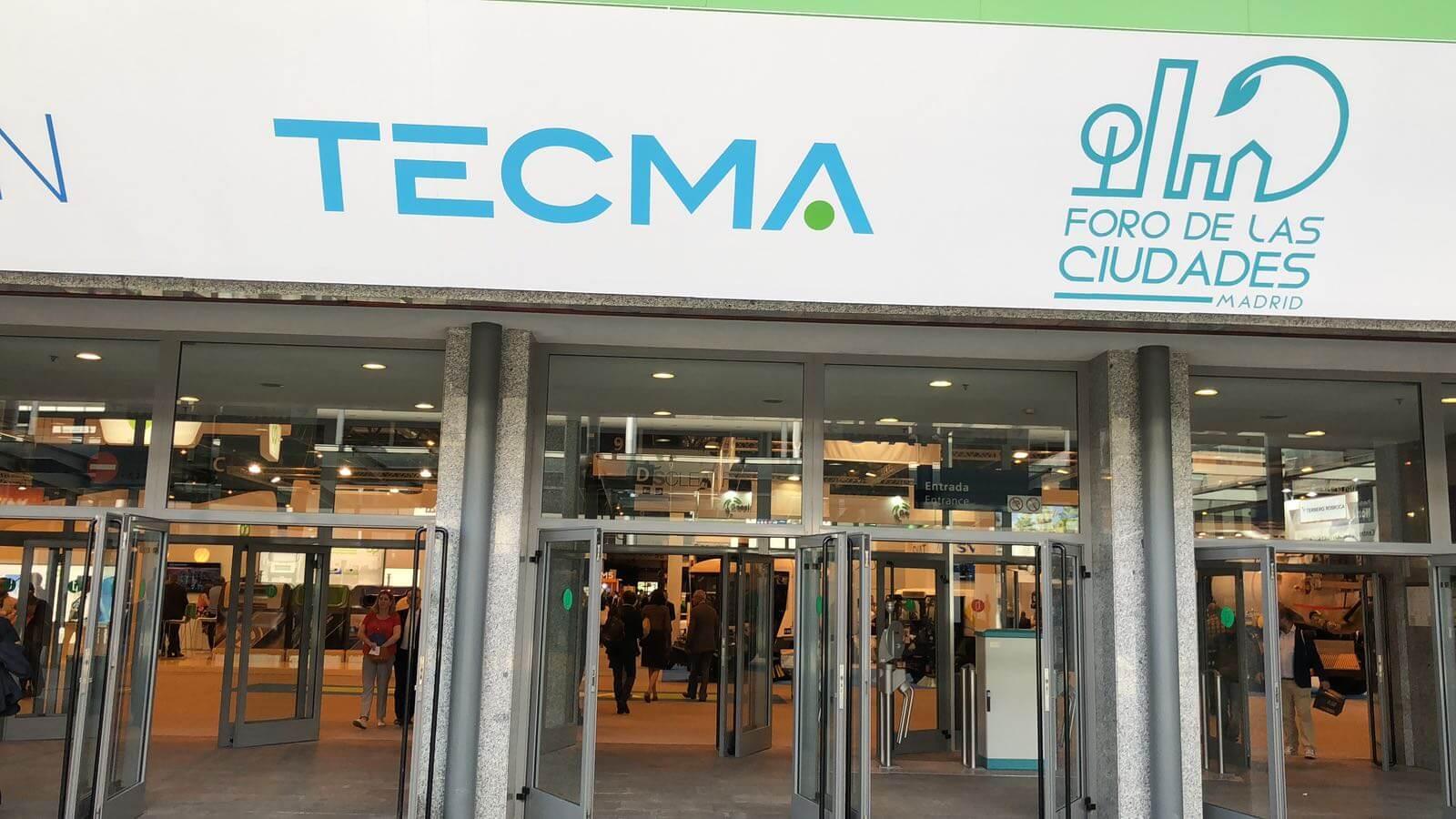Representaciones Martín Mena asistió a Tecma 2018